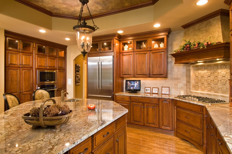 Kitchens Kitchen Remodels Fiesta Construction Delectable Kitchen Remodeling Houston Remodelling